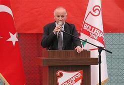 Bolusporda Necip Çarıkçı yeniden başkan