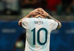 Arjantin: 0 - Kolombiya: 2