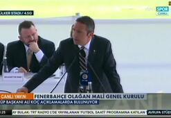 Fenerbahçede Olağan Mali Genel Kurul başladı