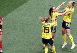 İsveç, Taylanda fark attı: 5-1