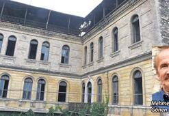 Atatürk'ün kaldığı otelin hali içler acısı