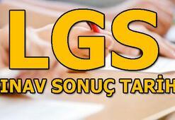 LGS sınav sonuçlarının açıklanacağı tarih belli oldu LGS sınav sonuç tarihi
