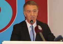 Ahmet Ağaoğlu: Trabzonspor, gönüllerin şampiyonu oldu
