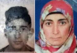 Annesini öldüren genç ile babası tutuklandı