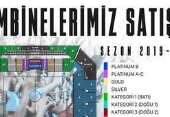 Trabzonsporda kombine kartlar satışa sunuldu