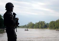 Meksika sınıra 6 bin muhafız yerleştirdi