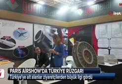 Paris Airshow'a Türkiye imzası