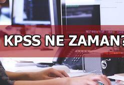 KPSS ne zaman gerçekleştirilecek 2019 KPSS A Grubu ve Öğretmenlik tarihi