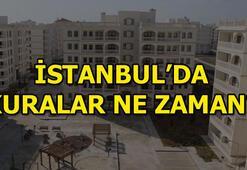 TOKİ İstanbul kuraları ne zaman İlk kura o ilçede...