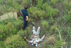 Yer: Bursa... Bariyeri aşıp uçurumdan düştü
