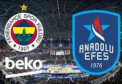Fenerbahçe Beko-Anadolu Efes: 85-69