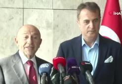 """Nihat Özdemir: """"Öncelikli amacımız, Türk futbolunun sorunlarını çözmek"""""""
