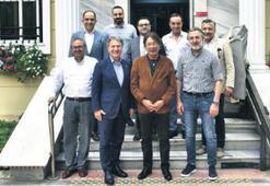 Baskan İduğ'dan Göztepe'ye destek sözü