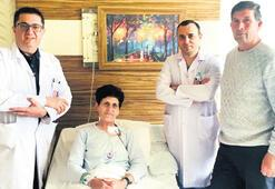 Kosovalı PVS hastası Türkiye'de şifa buldu