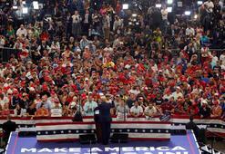 Trump, seçim kampanyasına başladı