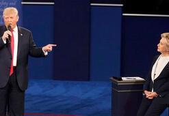 ABD'de başkan adaylarının buluşması da soru sızdırma skandalı ile hatırlanıyor