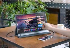 ASUS, yeni taşınabilir monitörü ZenScreen Touch'u duyurdu