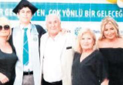 Kutval'ın torunu mezun oldu