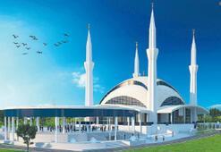 Tınaztepe Camii için ilk adım