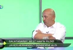 Halil Özer: Abdürrahim Albayrakı aradım; Chicharito transferi için. Böyle bir şey yok dedi
