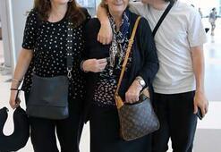 69 yıllık vatan özlemini giderip Arjantine döndü