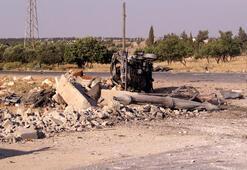 Rejim ve Rusya, İdlibi bombardımana tuttu