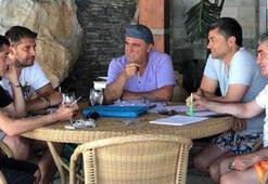 Galatasarayda transfer zirvesi