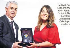 EGD'den Milliyet'e Jüri Teşvik Ödülü