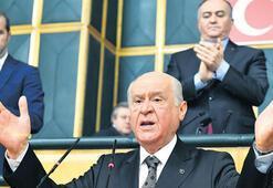 MHP lideri Bahçeli: CHP adayının şanzımanı dağıldı