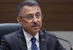 Cumhurbaşkanı Yardımcısı Fuat Oktay: Hiç kimse Türkiyeyi tehdit edemez