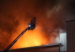 Son dakika: İstanbulda fabrika yangını 4 işçi hayatını kaybetti