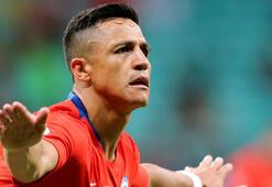 Şili-Ekvador: 2-1