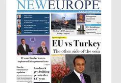Brüksel basını manşete taşıdı: Madalyonun öteki yüzü