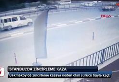 İstanbulda bir vicdansız... Arkasına bile bakmadı