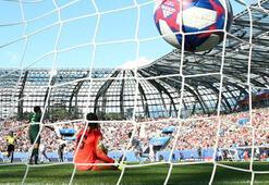 Nijeryayı 3-0 yenen Almanya çeyrek finalde
