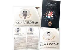 İstanbul Emniyeti'nden şehitler albümü