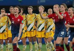 FIFA Kadınlar Dünya Kupasında Norveç çeyrek finalde