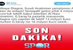 Al Nasrdan Diagne için 13 milyon euro