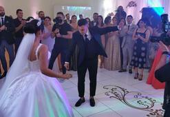 Kaan Ayhandan muhteşem düğün