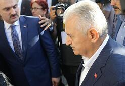 Binali Yıldırım, AK Parti İl Başkanlığına geldi