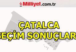 23 Haziran Çatalca seçim sonuçları ve oy oranları (İstanbul Yerel Seçimleri)