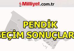 Pendik seçim sonuçları ve oy oranları (İstanbul seçim sonuçları)