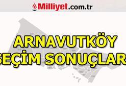 Arnavutköy seçim sonuçları ve oy oranları İstanbul Büyükşehir Belediye Başkanlığı seçim sonuçları