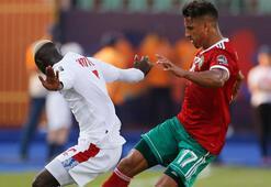 Fas-Namibya: 1-0