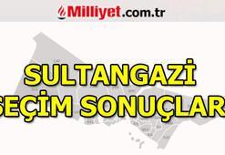Sultangazi seçim sonuçları ve oy oranlarında son durum