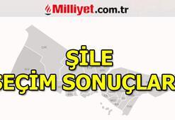 Şile seçim sonuçları ve oy oranları | İstanbul seçim sonuçları