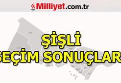Şişli seçim sonuçlarında son durum | İstanbul seçim sonuçları