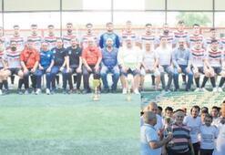 Bornova Hitabspor tarih yazıyor