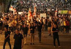Gürcistanda protestolar devam ediyor