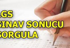 1 Haziran Liseye Geçiş Sınavı (LGS) sonuçları Tıkla - sorgula
